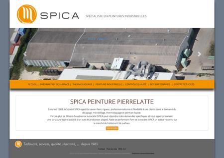 Spica Peinture Pierrelatte - Drôme -...