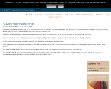 Peintre - Plaquiste - Lavalette - Toulouse
