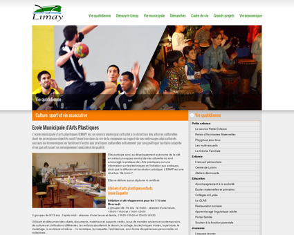 Site officiel de la mairie de Limay || Ecole...