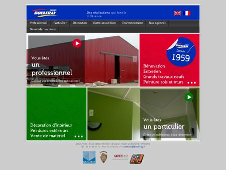Boulfray - Rénovation, entretien, travaux,...