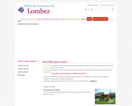 Activités, Loisirs, Associations - Gers, Lombez...