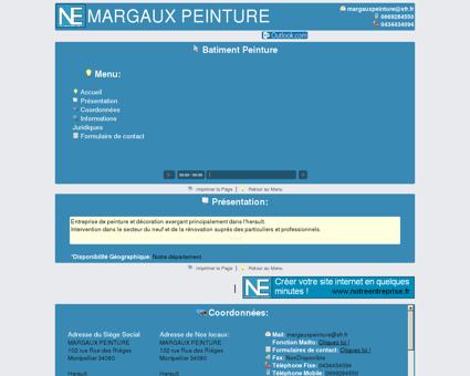 Micro Entreprise MARGAUX PEINTURE Peinture