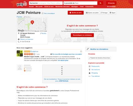JCM Peinture - Peintre - Fosses, Val-d'Oise - Yelp