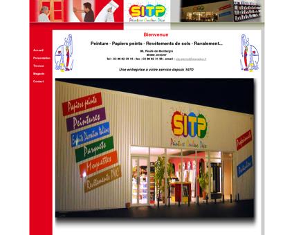 SARL SITP ETERNOT - Entreprise de peinture à...