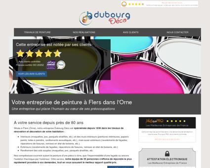 Dubourg Déco - Entreprise de Peinture à Flers...
