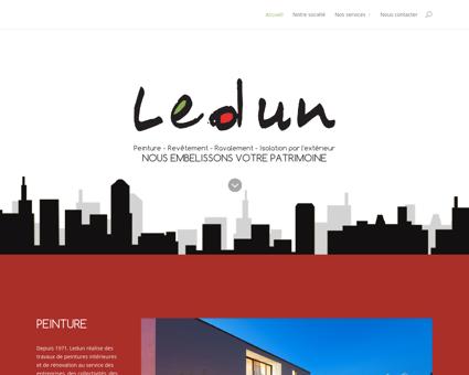 SFP Ledun | Peinture  Revêtement ...