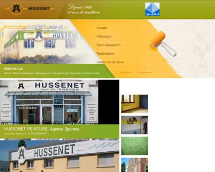 Dernières Réalisations | HUSSENET - Chalons...