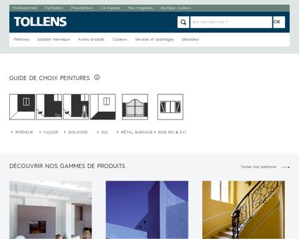 Couleurs de Tollens - Couleurs de TOLLENS,...