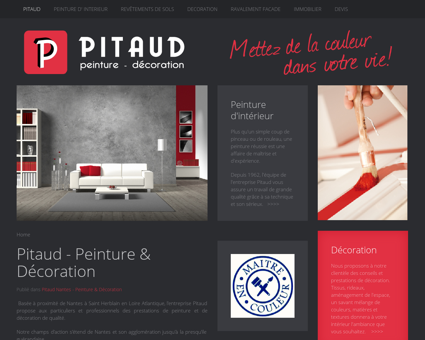 Pitaud - Peinture & Décoration