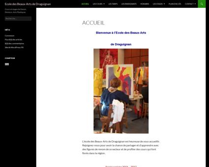 Ecole des Beaux-Arts de Draguignan - cours et...