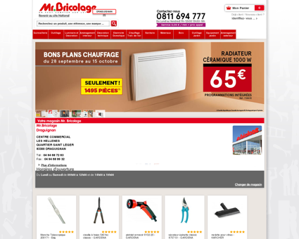 Mr.Bricolage Draguignan