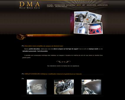 MOTO - DMA Carrosserie Peinture - Dijon...