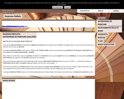 Nuances Reflets à Bagnols-sur-Cèze (30)