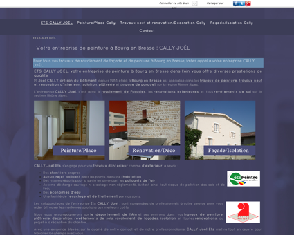 Entreprise de peinture à Bourg en Bresse :...