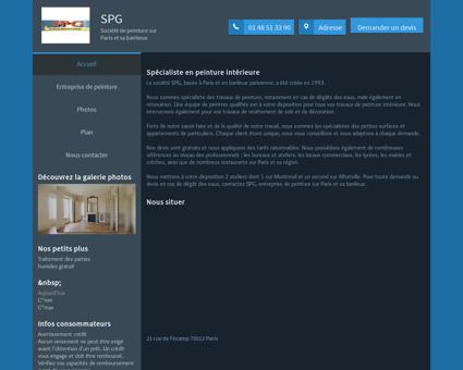 Décoration Intérieure | spg-peinture.fr