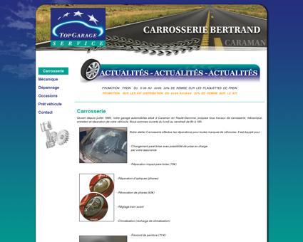 Carrosserie | Carrosserie Bertrand
