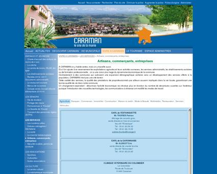 Le site officiel de la commune de...