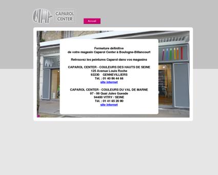 Caparol Center
