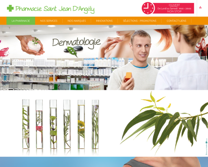 Pharmacie, parapharmacie à Saint Jean...