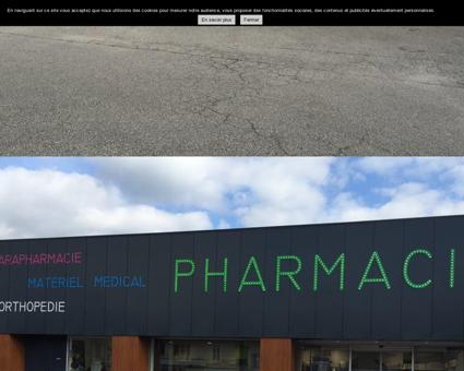 Pharmacie Pauliat à Couzeix en Haute-Vienne