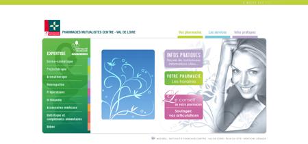 Pharmacies mutualistes d'Indre-et-Loire
