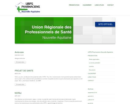 URPS Pharmaciens Poitou-Charentes