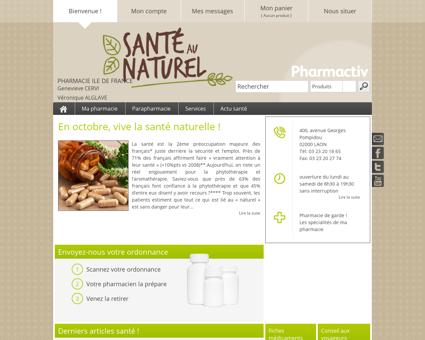 Pharmacie Ile De France, 02000 LAON - Votre...