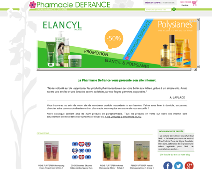 Parapharmacie en ligne | Pharmacie -...