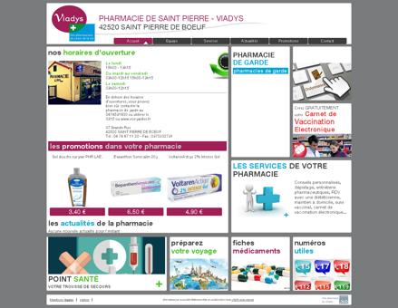 pharmacie de saint pierre - viadys - Votre...