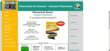 Pharmacie Saint Vincent Epernay