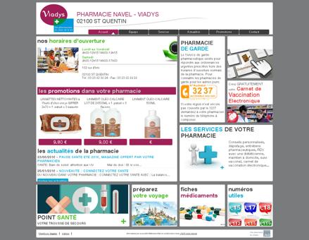 pharmacie navel - viadys - Votre pharmacie...