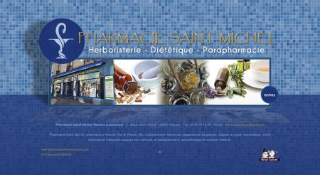 Pharmacie Saint Michel - pharmacie rennes...