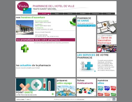 pharmacie de l hotel de ville - Votre pharmacie...