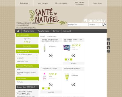 Pharmacie Saint Médard