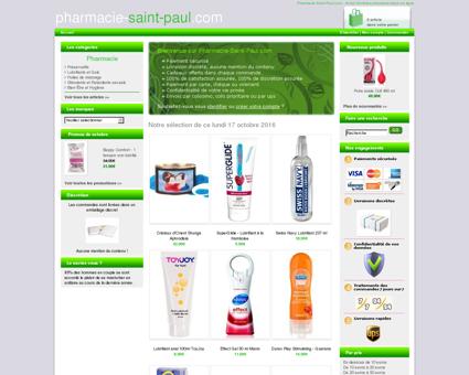 Pharmacie / Parapharmacie de Saint-Paul >...