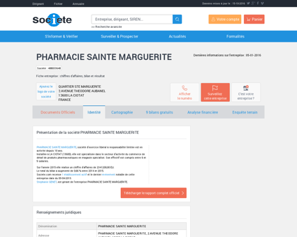 PHARMACIE SAINTE MARGUERITE (LA...