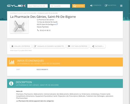 La Pharmacie Des Génies, Saint-Pé-De...