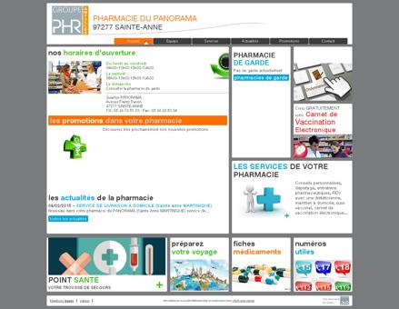 pharmacie du panorama - Votre pharmacie...