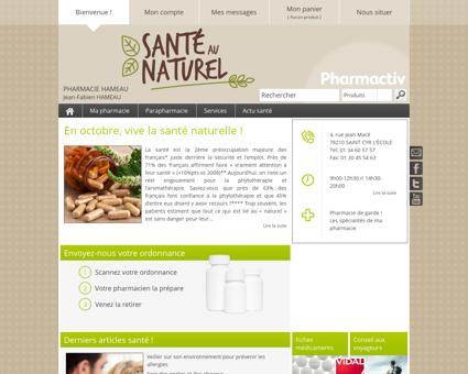 Pharmacie Hameau, 78210 SAINT CYR...