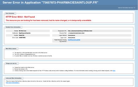 Pharmacie Saint Loup - AGDE