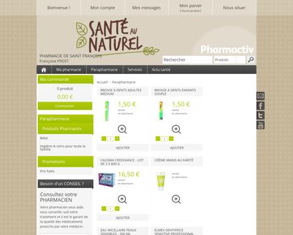 Pharmacie De Saint François, 42100 Saint...