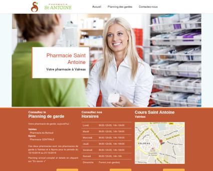 Pharmacie Saint Antoine