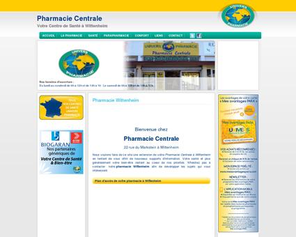 Univers Pharmacie Wittenheim | Pharmacie...