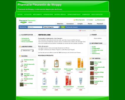 Pharmacie Fleurentin de Woippy