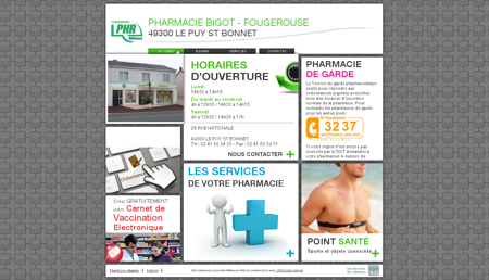 pharmacie bigot - fougerouse - Votre...