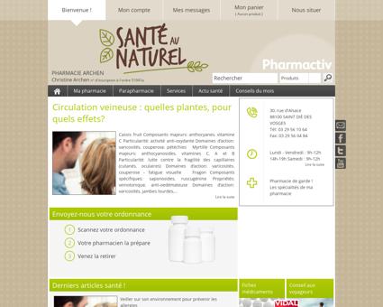 Pharmacie Archen, 88100 SAINT DIÉ DES...