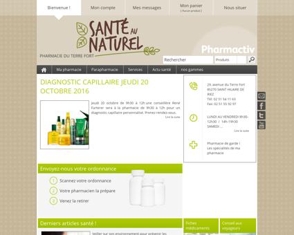 Pharmacie Du Terre Fort, 85270 SAINT...