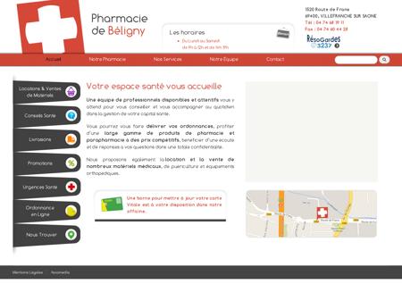 Pharmacie Villefranche-Sur-Saône :...