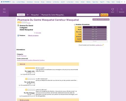 Pharmacie Du Centre Wasquehal Carrefour...