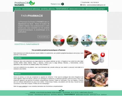 pharmacie-raismes.fr - Produits...